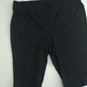Lane Bryant Livi Active cotton/spandex capris